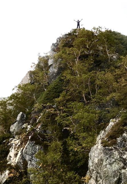"""2020年9月 『北アルプス常念山脈』 September 2020 \""""Mt Jonen in Japan Alps\""""_c0219616_22242410.jpg"""