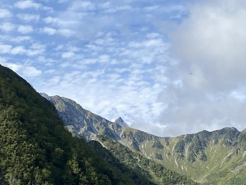 """2020年9月 『北アルプス常念山脈』 September 2020 \""""Mt Jonen in Japan Alps\""""_c0219616_22244034.jpg"""