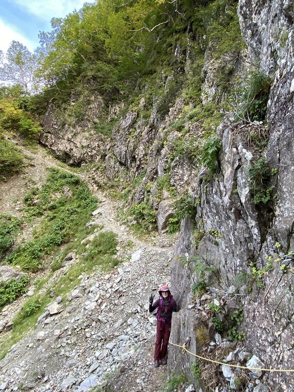 """2020年9月 『北アルプス常念山脈』 September 2020 \""""Mt Jonen in Japan Alps\""""_c0219616_22275923.jpg"""