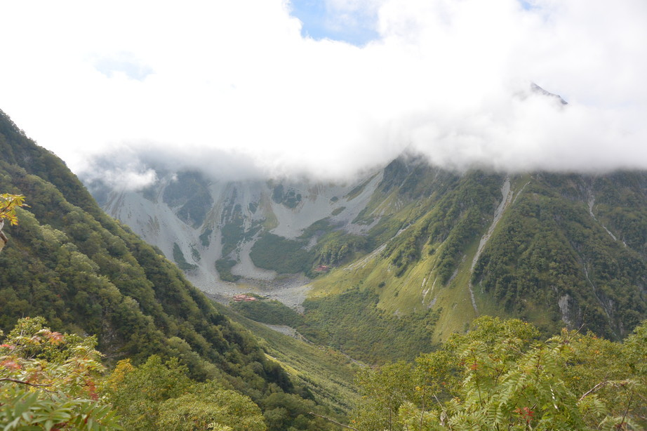 """2020年9月 『北アルプス常念山脈』 September 2020 \""""Mt Jonen in Japan Alps\""""_c0219616_22284563.jpg"""