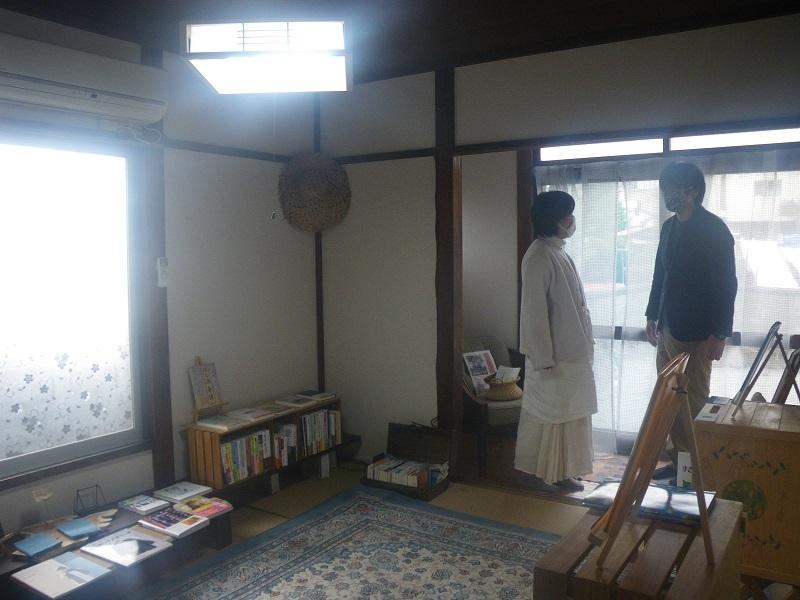 道草書店さん_c0033636_10540017.jpg