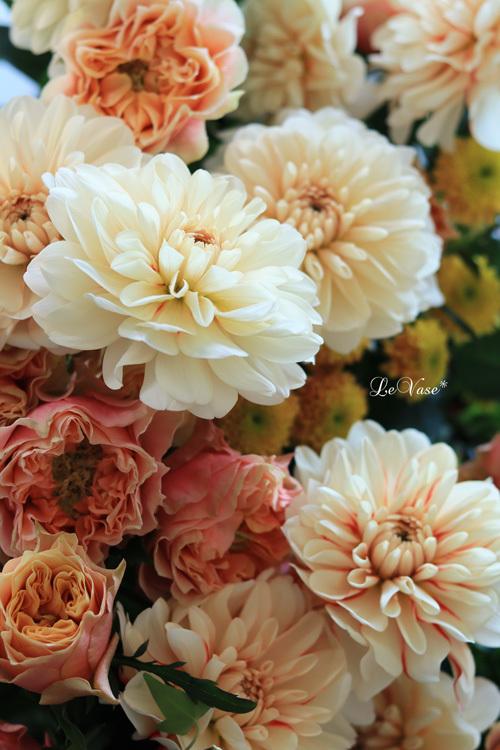 11月Living flower『Autumn deepening forest』_e0158653_21151355.jpg