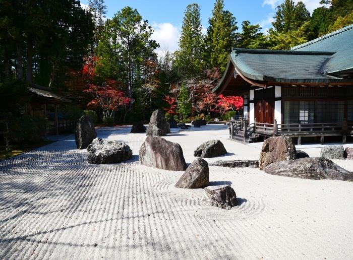 紅葉の高野山へ 3 金剛峰寺へ 2020-11-14 00:000_b0093754_19513633.jpg