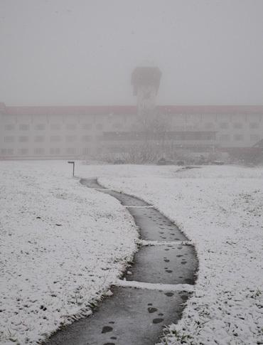 紅葉と雪と雲海と_b0086273_15583095.jpg