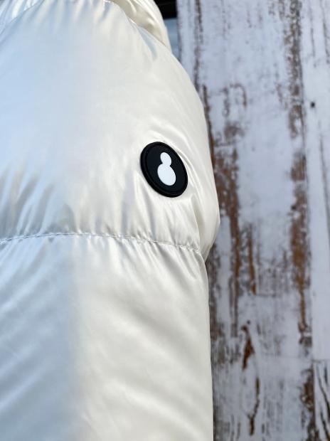 「SNOWMAN NEWYORK(スノーマンニューヨーク)」人気の高いショートダウン「HELLO」入荷です。_c0204280_16374398.jpg