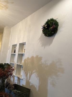 Un Jour クリスマスの花あそび 2020_b0241386_11395532.jpg