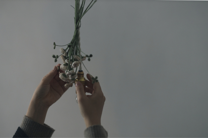 ensemble「花を灯す」_e0083986_09183072.jpg