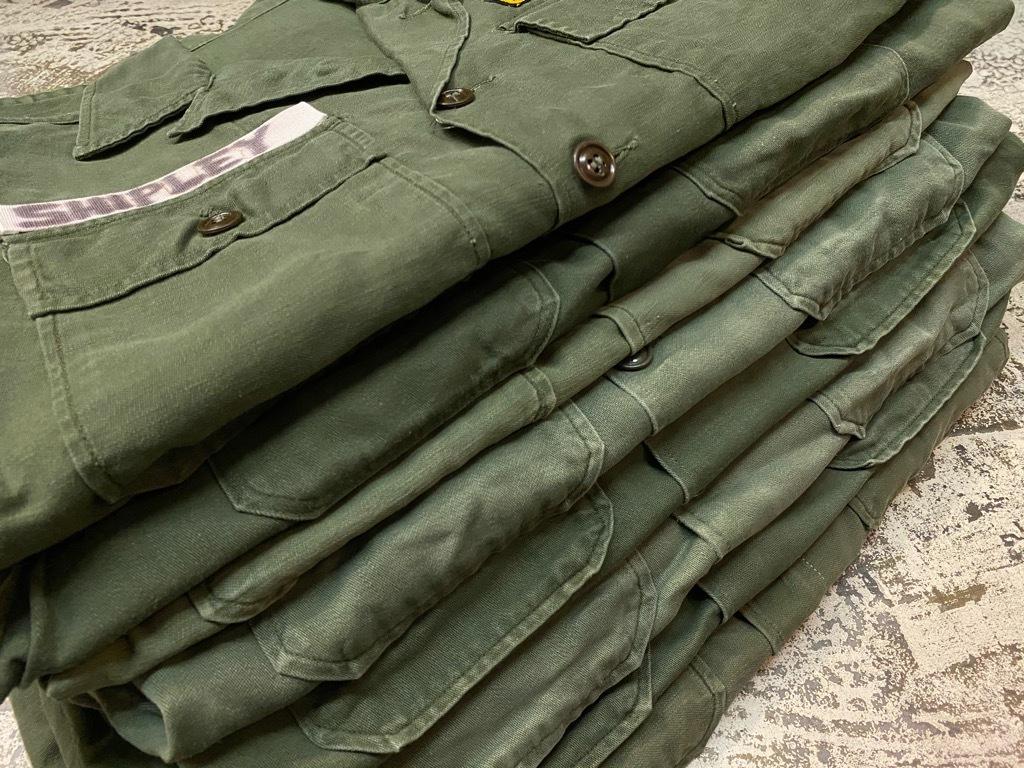 11月14日(土)マグネッツ大阪店スーペリア入荷日!!#7 U.S.Army Part1編!! 1950\'s~70\'s OG107 UtilityShirt!!_c0078587_12435005.jpg