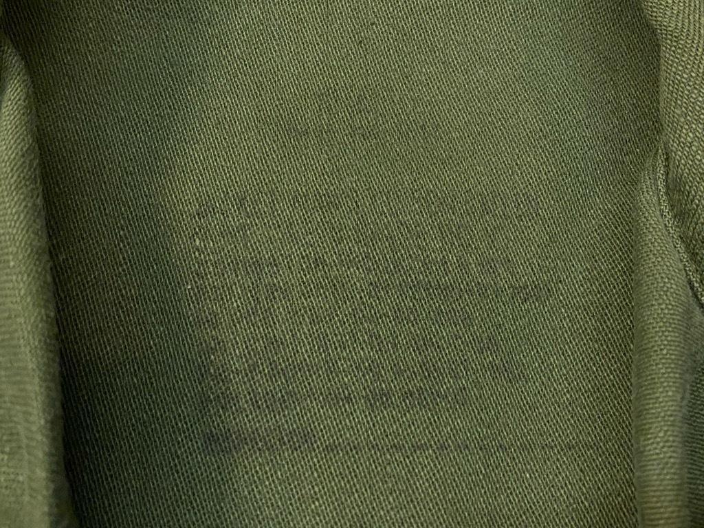 11月14日(土)マグネッツ大阪店スーペリア入荷日!!#7 U.S.Army Part1編!! 1950\'s~70\'s OG107 UtilityShirt!!_c0078587_12435727.jpg