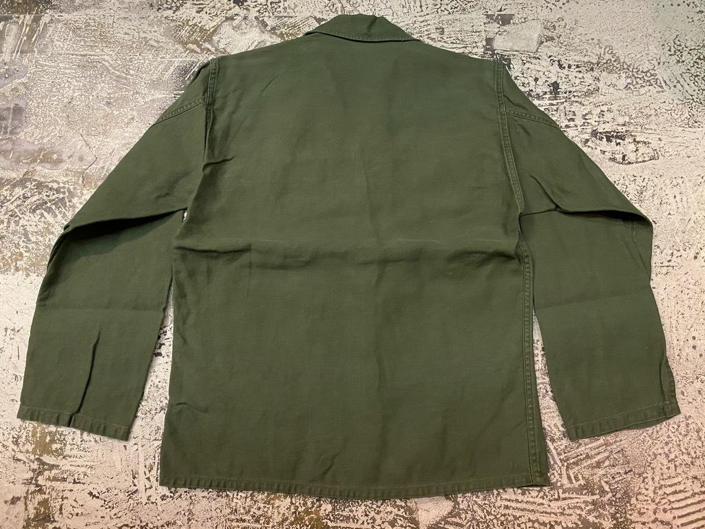 11月14日(土)マグネッツ大阪店スーペリア入荷日!!#7 U.S.Army Part1編!! 1950\'s~70\'s OG107 UtilityShirt!!_c0078587_12440090.jpg