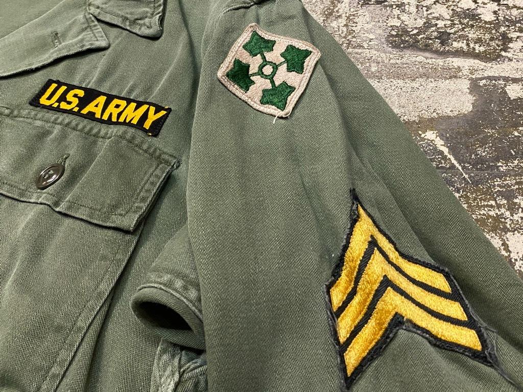 11月14日(土)マグネッツ大阪店スーペリア入荷日!!#7 U.S.Army Part1編!! 1950\'s~70\'s OG107 UtilityShirt!!_c0078587_12451189.jpg