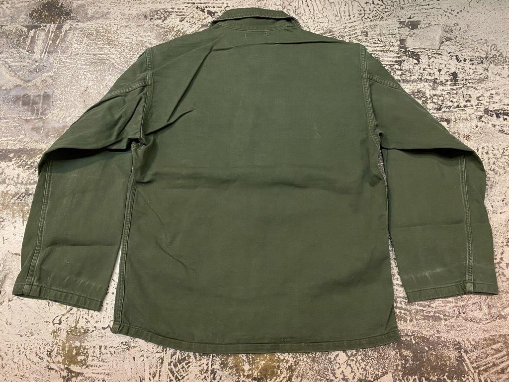 11月14日(土)マグネッツ大阪店スーペリア入荷日!!#7 U.S.Army Part1編!! 1950\'s~70\'s OG107 UtilityShirt!!_c0078587_12452581.jpg