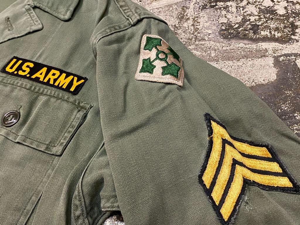 11月14日(土)マグネッツ大阪店スーペリア入荷日!!#7 U.S.Army Part1編!! 1950\'s~70\'s OG107 UtilityShirt!!_c0078587_12472086.jpg