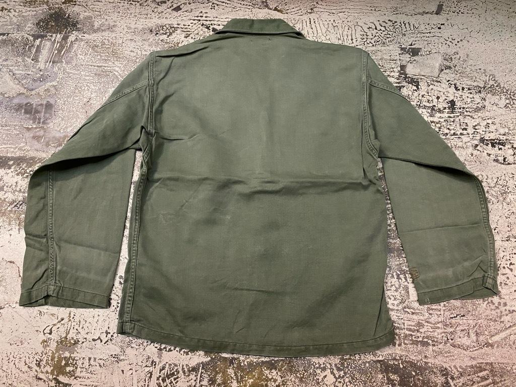 11月14日(土)マグネッツ大阪店スーペリア入荷日!!#7 U.S.Army Part1編!! 1950\'s~70\'s OG107 UtilityShirt!!_c0078587_12472179.jpg