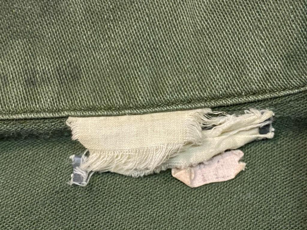 11月14日(土)マグネッツ大阪店スーペリア入荷日!!#7 U.S.Army Part1編!! 1950\'s~70\'s OG107 UtilityShirt!!_c0078587_12472961.jpg