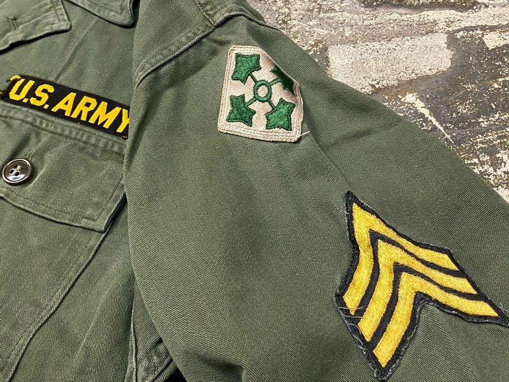 11月14日(土)マグネッツ大阪店スーペリア入荷日!!#7 U.S.Army Part1編!! 1950\'s~70\'s OG107 UtilityShirt!!_c0078587_12473202.jpg
