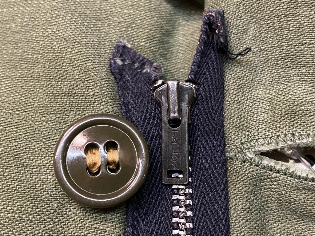 11月14日(土)マグネッツ大阪店スーペリア入荷日!!#7 U.S.Army Part1編!! 1950\'s~70\'s OG107 UtilityShirt!!_c0078587_12511945.jpg