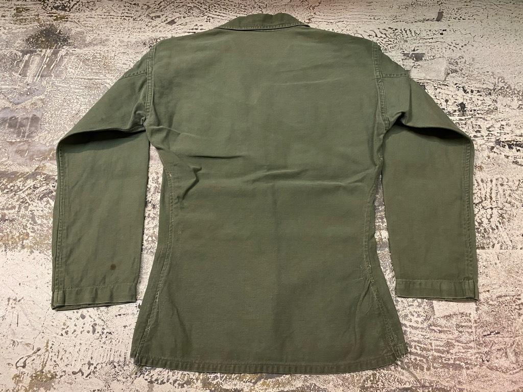 11月14日(土)マグネッツ大阪店スーペリア入荷日!!#7 U.S.Army Part1編!! 1950\'s~70\'s OG107 UtilityShirt!!_c0078587_12512467.jpg