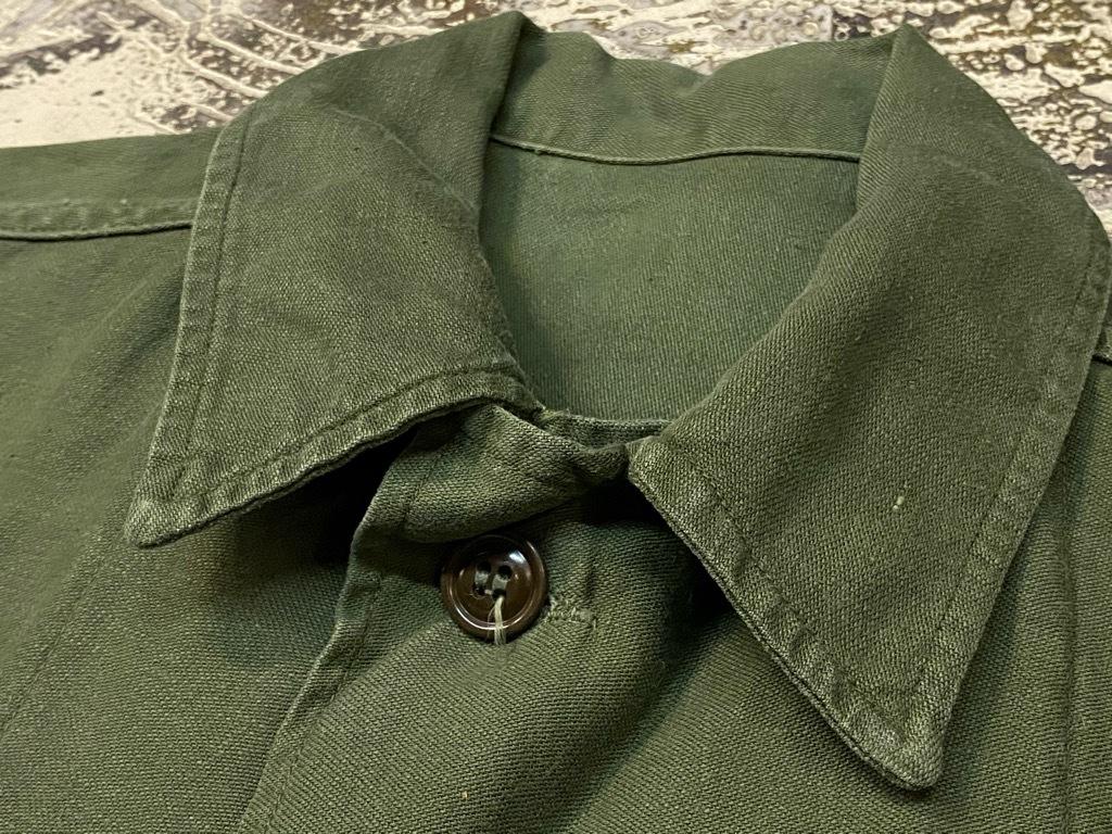 11月14日(土)マグネッツ大阪店スーペリア入荷日!!#7 U.S.Army Part1編!! 1950\'s~70\'s OG107 UtilityShirt!!_c0078587_12525606.jpg