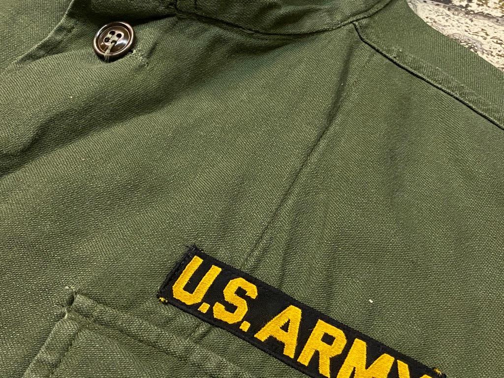 11月14日(土)マグネッツ大阪店スーペリア入荷日!!#7 U.S.Army Part1編!! 1950\'s~70\'s OG107 UtilityShirt!!_c0078587_12530059.jpg