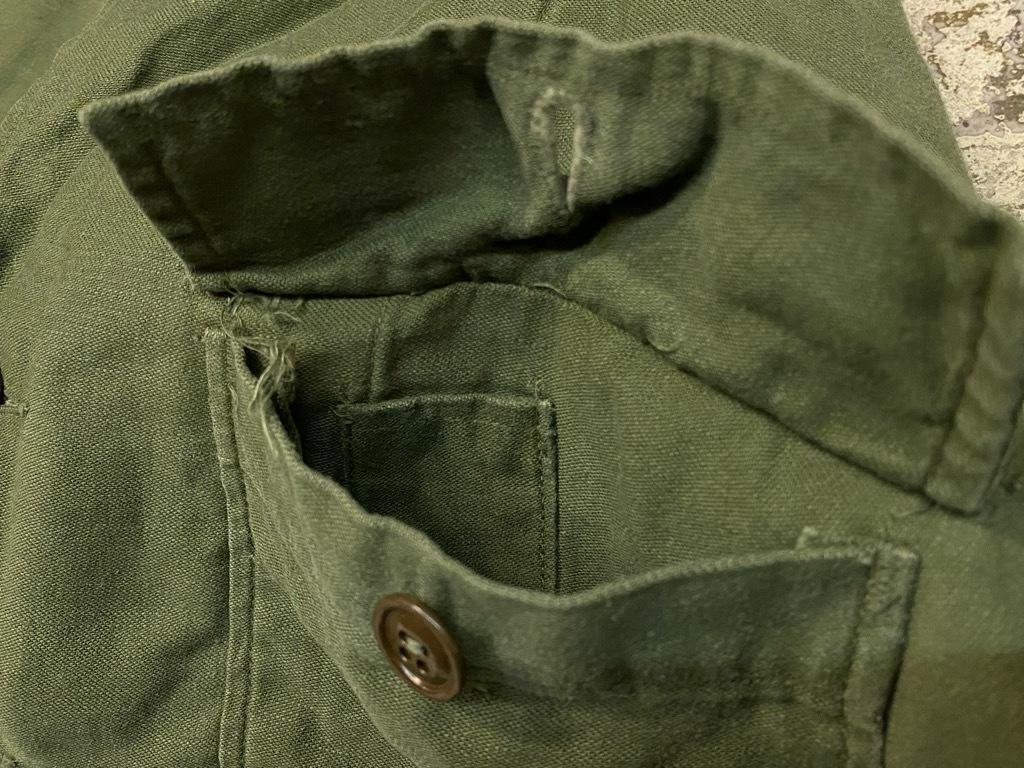 11月14日(土)マグネッツ大阪店スーペリア入荷日!!#7 U.S.Army Part1編!! 1950\'s~70\'s OG107 UtilityShirt!!_c0078587_12530339.jpg