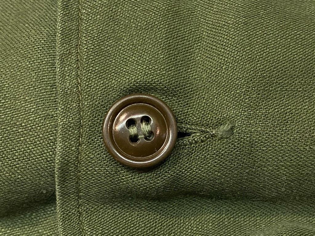 11月14日(土)マグネッツ大阪店スーペリア入荷日!!#7 U.S.Army Part1編!! 1950\'s~70\'s OG107 UtilityShirt!!_c0078587_12530550.jpg