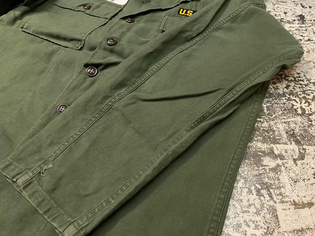 11月14日(土)マグネッツ大阪店スーペリア入荷日!!#7 U.S.Army Part1編!! 1950\'s~70\'s OG107 UtilityShirt!!_c0078587_12530724.jpg