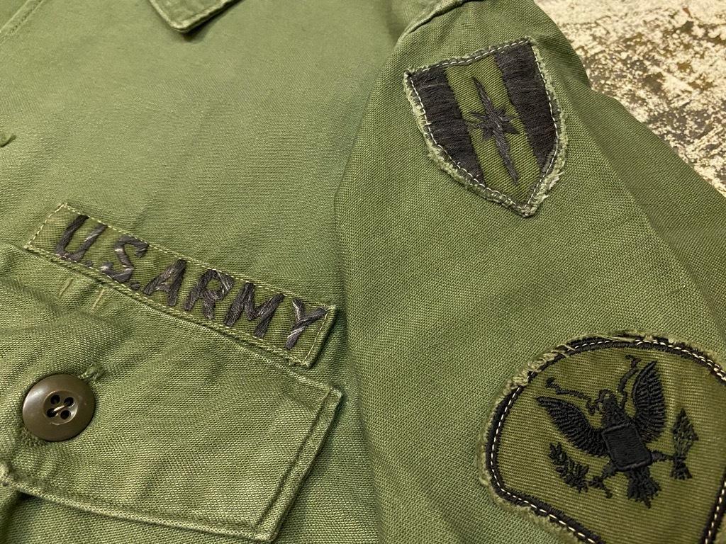 11月14日(土)マグネッツ大阪店スーペリア入荷日!!#7 U.S.Army Part1編!! 1950\'s~70\'s OG107 UtilityShirt!!_c0078587_12550847.jpg