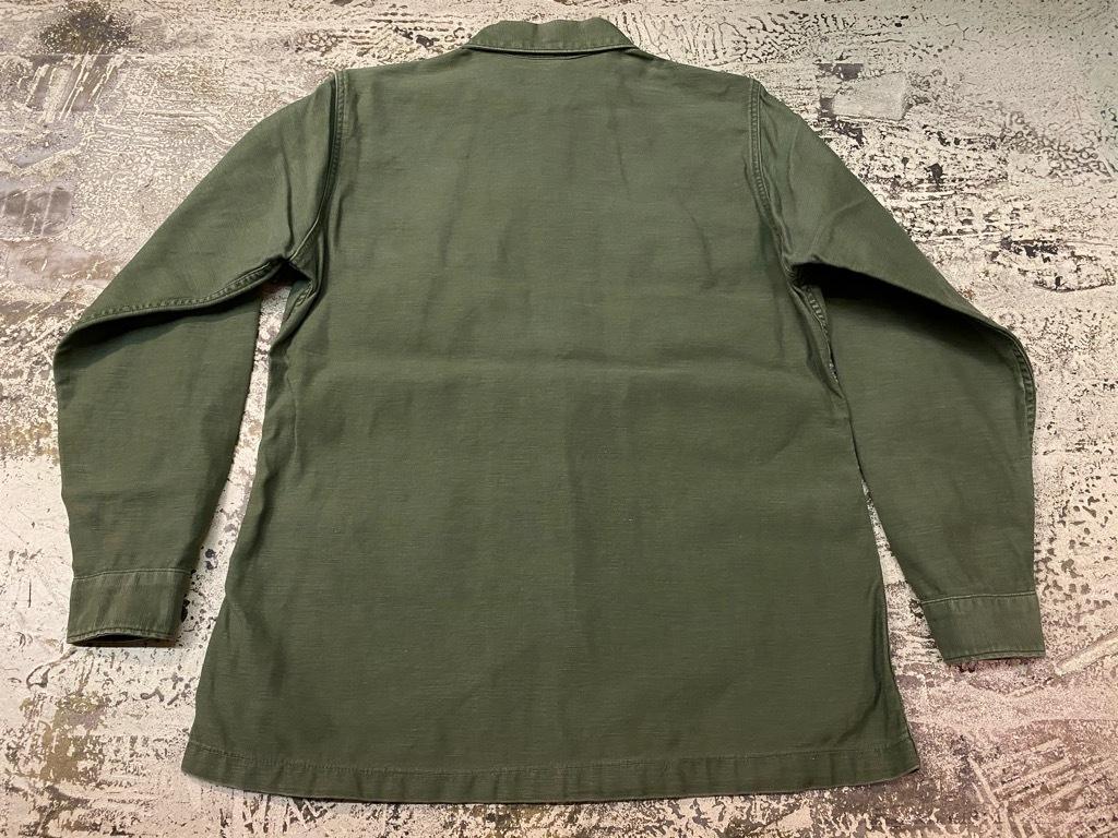 11月14日(土)マグネッツ大阪店スーペリア入荷日!!#7 U.S.Army Part1編!! 1950\'s~70\'s OG107 UtilityShirt!!_c0078587_12552314.jpg