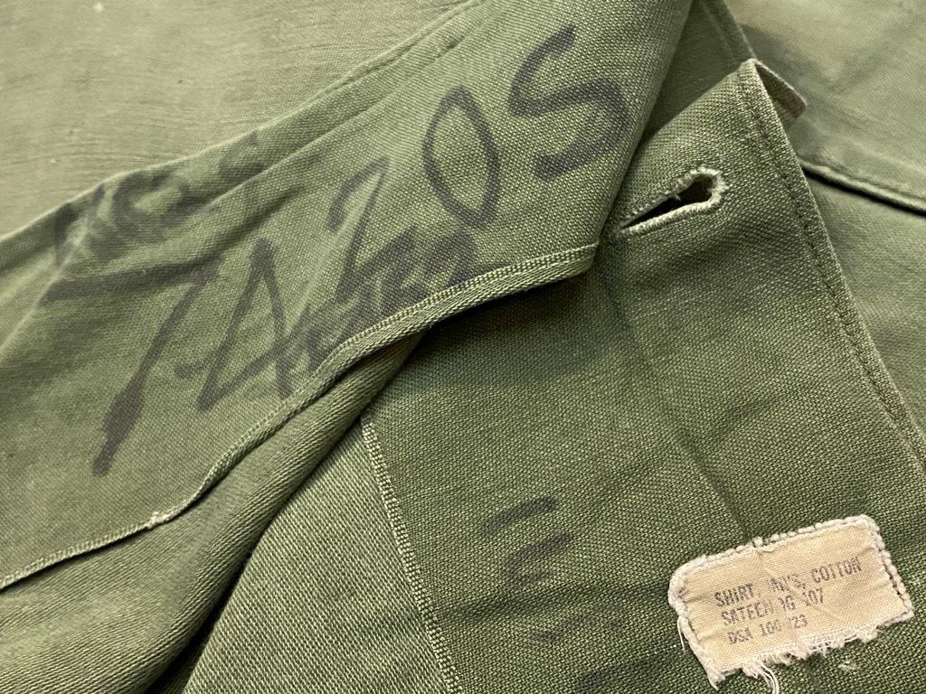 11月14日(土)マグネッツ大阪店スーペリア入荷日!!#7 U.S.Army Part1編!! 1950\'s~70\'s OG107 UtilityShirt!!_c0078587_12553220.jpg