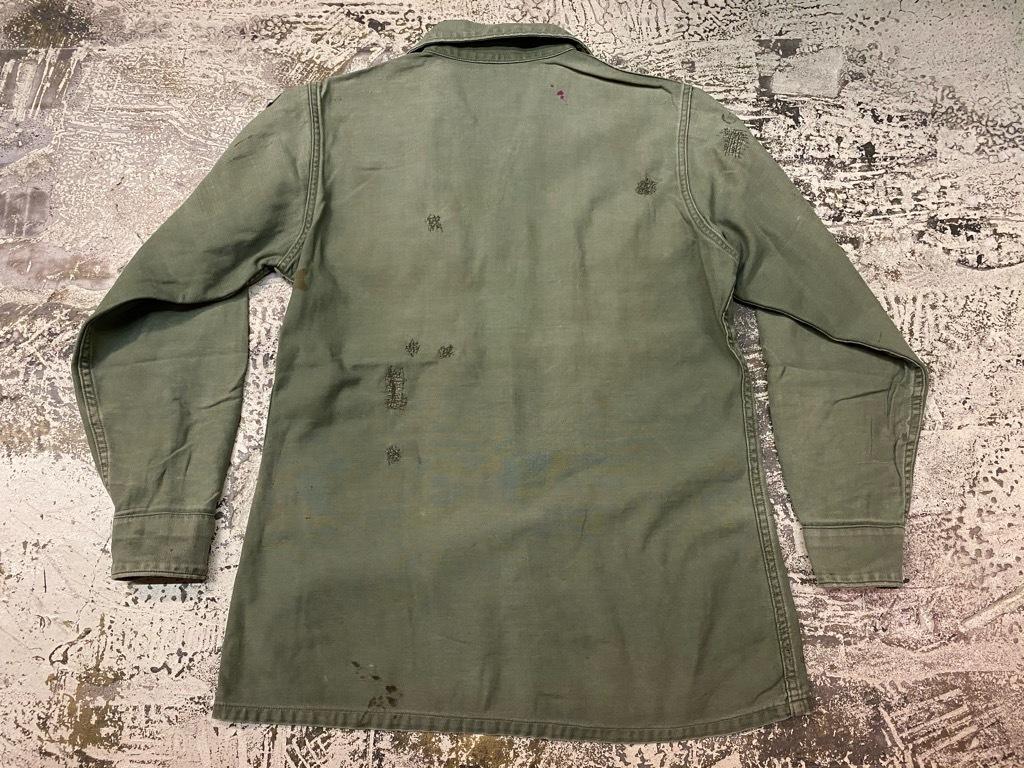 11月14日(土)マグネッツ大阪店スーペリア入荷日!!#7 U.S.Army Part1編!! 1950\'s~70\'s OG107 UtilityShirt!!_c0078587_12553458.jpg