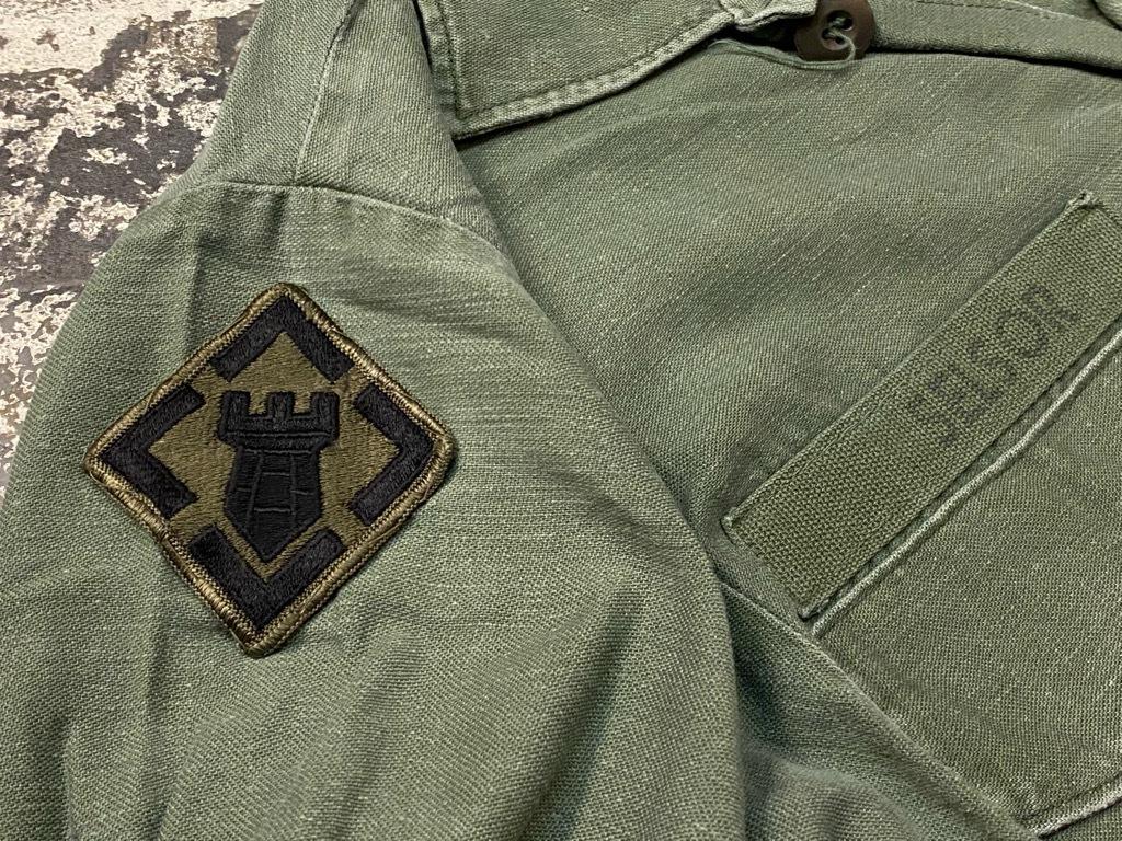 11月14日(土)マグネッツ大阪店スーペリア入荷日!!#7 U.S.Army Part1編!! 1950\'s~70\'s OG107 UtilityShirt!!_c0078587_12560388.jpg