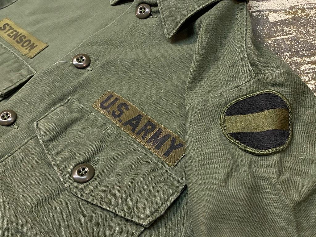 11月14日(土)マグネッツ大阪店スーペリア入荷日!!#7 U.S.Army Part1編!! 1950\'s~70\'s OG107 UtilityShirt!!_c0078587_12561240.jpg