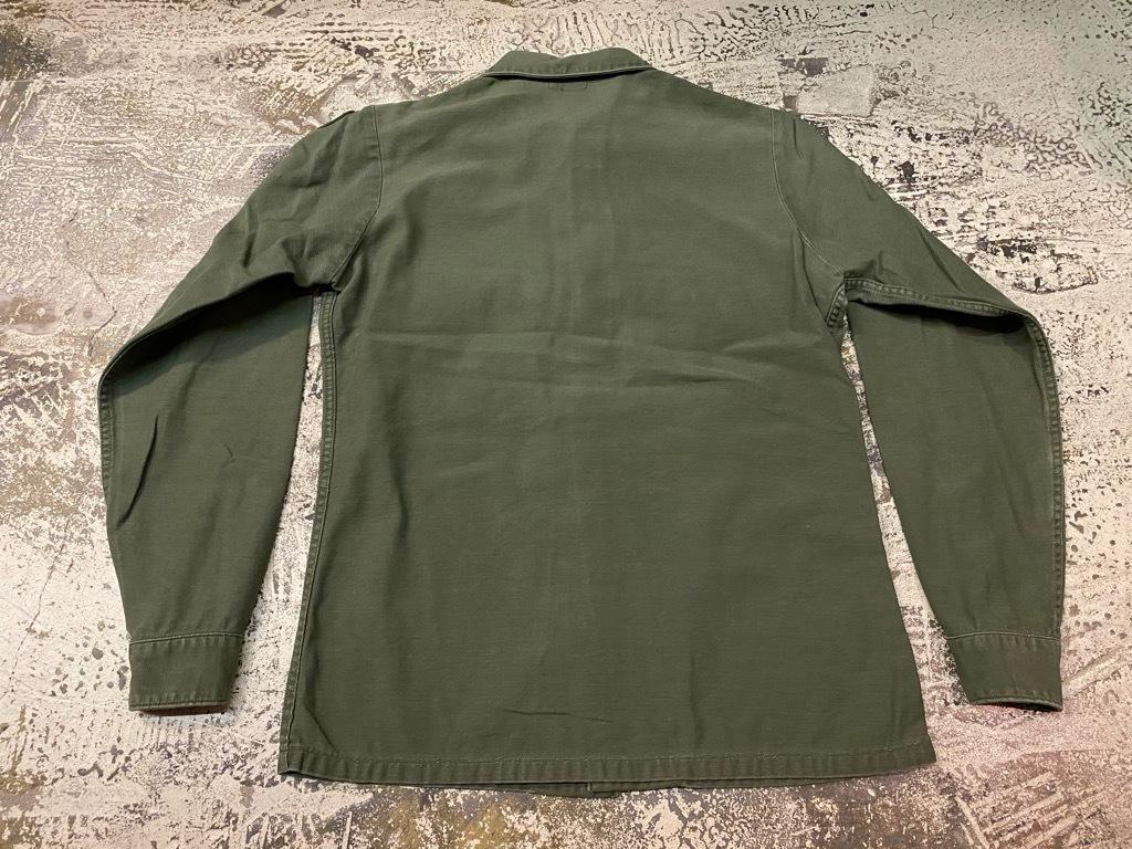 11月14日(土)マグネッツ大阪店スーペリア入荷日!!#7 U.S.Army Part1編!! 1950\'s~70\'s OG107 UtilityShirt!!_c0078587_12561659.jpg