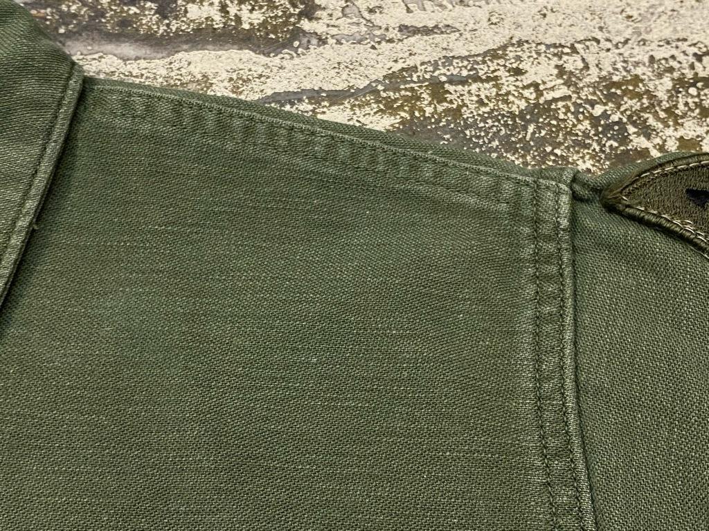 11月14日(土)マグネッツ大阪店スーペリア入荷日!!#7 U.S.Army Part1編!! 1950\'s~70\'s OG107 UtilityShirt!!_c0078587_12584989.jpg