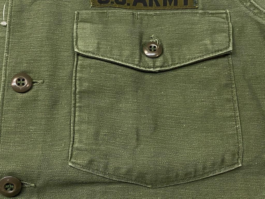 11月14日(土)マグネッツ大阪店スーペリア入荷日!!#7 U.S.Army Part1編!! 1950\'s~70\'s OG107 UtilityShirt!!_c0078587_12585068.jpg