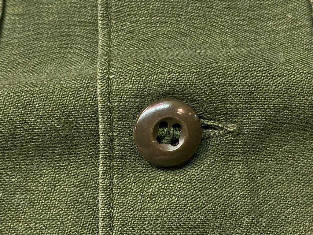 11月14日(土)マグネッツ大阪店スーペリア入荷日!!#7 U.S.Army Part1編!! 1950\'s~70\'s OG107 UtilityShirt!!_c0078587_12585452.jpg