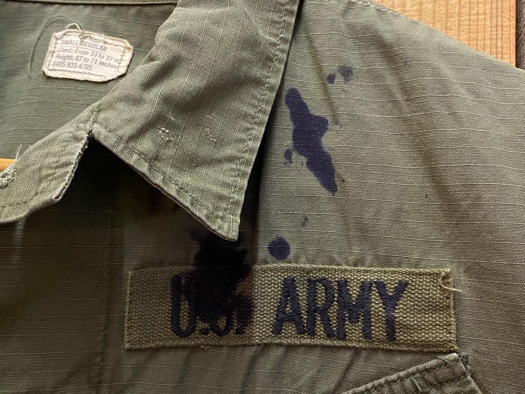 11月14日(土)マグネッツ大阪店スーペリア入荷日!!#9 U.S.Army Part3編!! Vietnam Fatigue,ERDL LeafCamo,AircrewNomex!!_c0078587_13430116.jpg