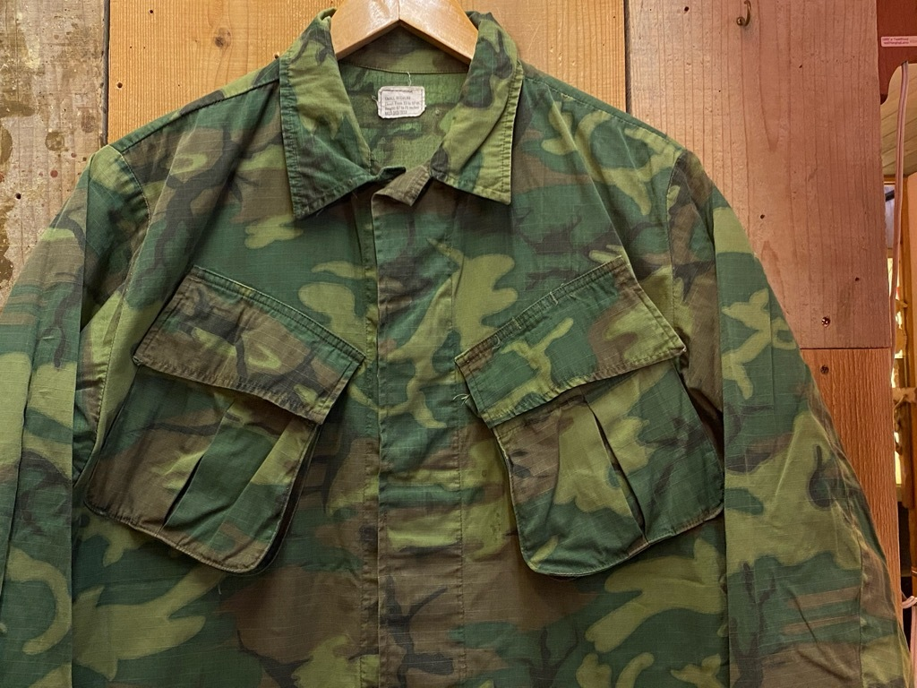 11月14日(土)マグネッツ大阪店スーペリア入荷日!!#9 U.S.Army Part3編!! Vietnam Fatigue,ERDL LeafCamo,AircrewNomex!!_c0078587_13462664.jpg