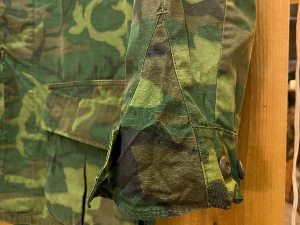 11月14日(土)マグネッツ大阪店スーペリア入荷日!!#9 U.S.Army Part3編!! Vietnam Fatigue,ERDL LeafCamo,AircrewNomex!!_c0078587_13462811.jpg