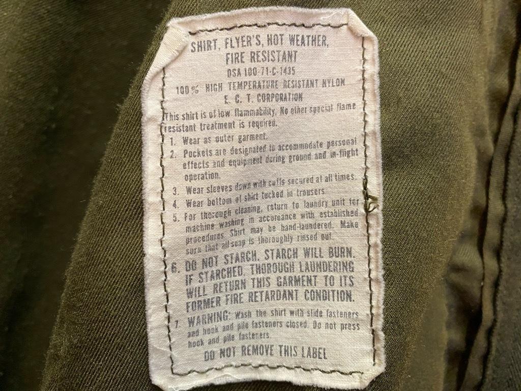 11月14日(土)マグネッツ大阪店スーペリア入荷日!!#9 U.S.Army Part3編!! Vietnam Fatigue,ERDL LeafCamo,AircrewNomex!!_c0078587_13482869.jpg
