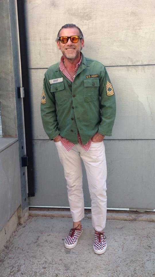 11月14日(土)マグネッツ大阪店スーペリア入荷日!!#7 U.S.Army Part1編!! 1950\'s~70\'s OG107 UtilityShirt!!_c0078587_16590878.jpg
