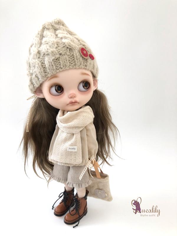 *lucalily * dolls clothes* Stewart Royal Duffle Coat Set *_d0217189_22584089.jpeg