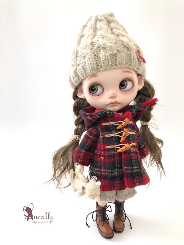 *lucalily * dolls clothes* Stewart Royal Duffle Coat Set *_d0217189_22584594.jpeg