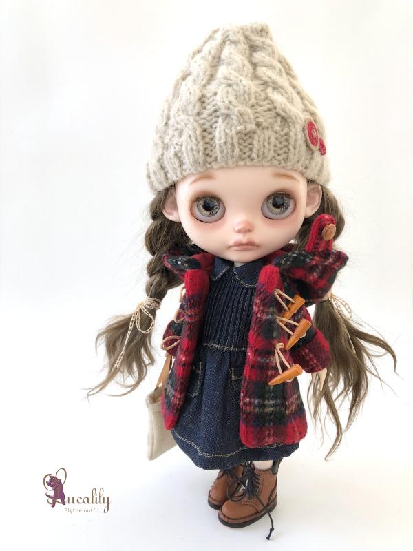 *lucalily * dolls clothes* Stewart Royal Duffle Coat Set *_d0217189_22584921.jpeg