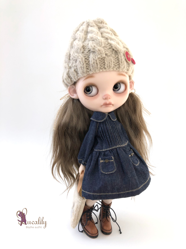 *lucalily * dolls clothes* Stewart Royal Duffle Coat Set *_d0217189_23002479.jpeg