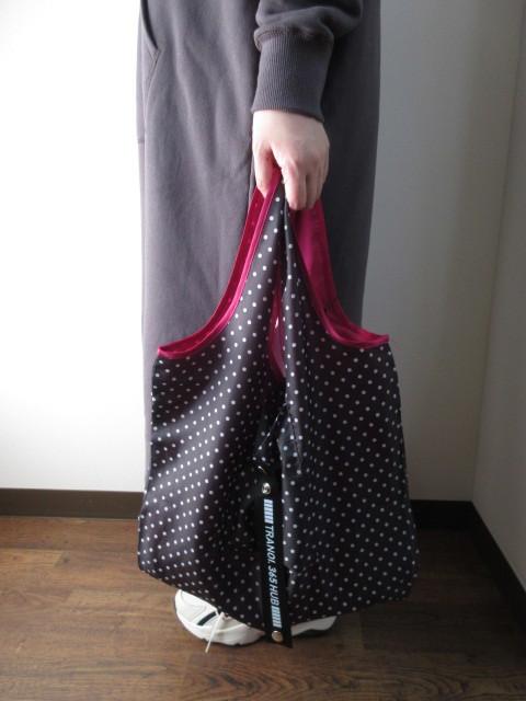 トラノイ / TRANOI.  TRANOI. shopping bag_e0076692_19351377.jpg