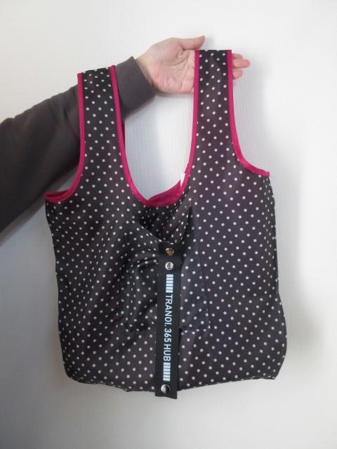 トラノイ / TRANOI.  TRANOI. shopping bag_e0076692_19351673.jpg