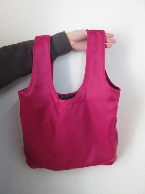 トラノイ / TRANOI.  TRANOI. shopping bag_e0076692_19372884.jpg