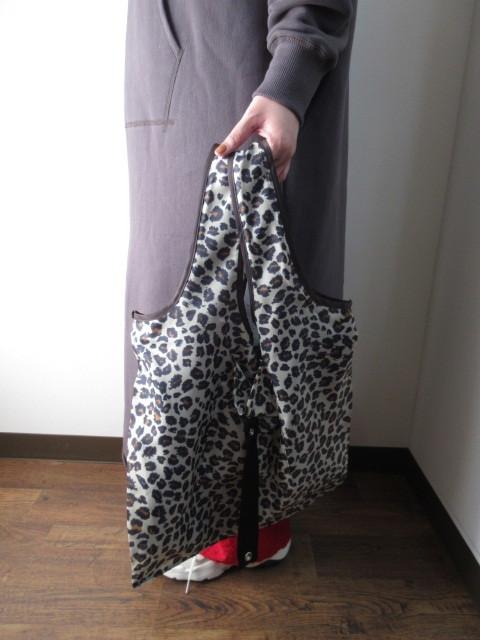 トラノイ / TRANOI.  TRANOI. shopping bag_e0076692_19373344.jpg